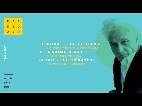 Trailer | Derrida50 | Filosofia em Transe