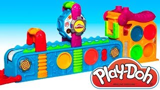 Video Play Doh Fun Factory Machine Hasbro Toys clay playset for kids MP3, 3GP, MP4, WEBM, AVI, FLV Desember 2017