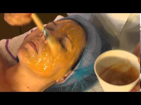 ALG MASK -  Очищающая процедура с применением альгинатных масок на транслюцентной основе