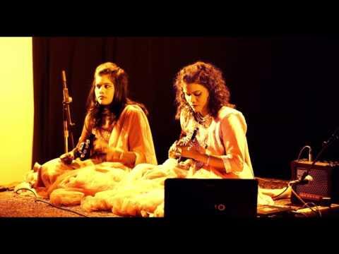 Mandolin Sisters - Sreeusha & Sireesha - Concert in Sweden - 2016