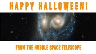 Hubble's Scary New Halloween Image by NASA Goddard Flight Center
