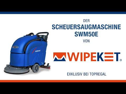 Produktvideo Scheuersaugmaschine SWM50E