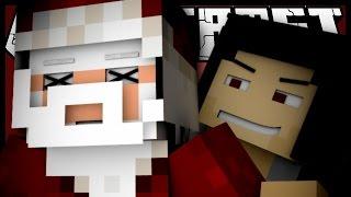 """Minecraft: """"I KILLED SANTA CLAUS!"""" (Murder In Minecraft)"""