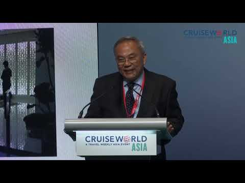 Cruise World Asia 2018, Singapore