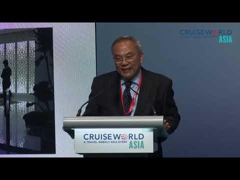 Cruise World Asia 2018, Singapore