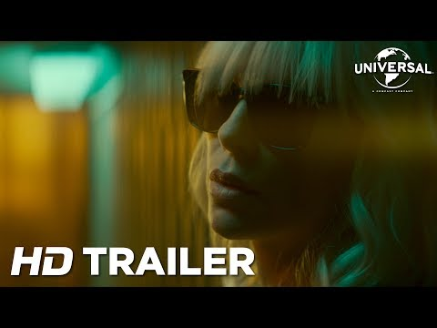 Atomic Blonde | Trailer 3