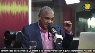 Holi Matos comenta estudio RD el país más inequitativo en salario altos ejecutivos y empleados bas