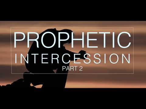 PROPHETIC INTERCESSION INSTRUMENTAL PART TWO