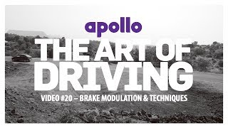 In this video of The Art Of Driving, we tell you all about brake modulation and different braking techniques.SUBSCRIBE to Autocar India for hottest automotive news and the most comprehensive reviews ► http://bit.ly/AutocarIndAutocar India is your one stop source for test drive reviews & comparison test of every new car released in India. We also offer a great mix of other automotive content including podcasts, motor show reports, travelogues and other special features.Click this link for latest car reviews ►http://bit.ly/ACI-NewCarReviewsClick this link for comparison tests of latest cars & bikes ►http://bit.ly/ACI-ComparisonClick this link for latest bike reviews ►http://bit.ly/ACI-BikeReviewsClick this link for Autocar India exclusive features ►http://bit.ly/ACI-FeaturesVisit http://www.autocarindia.com for the latest news & happenings from the auto world.Facebook: http://www.facebook.com/autocarindiamagTwitter: http://www.twitter.com/autocarindiamagG+: https://plus.google.com/+autocarindia1