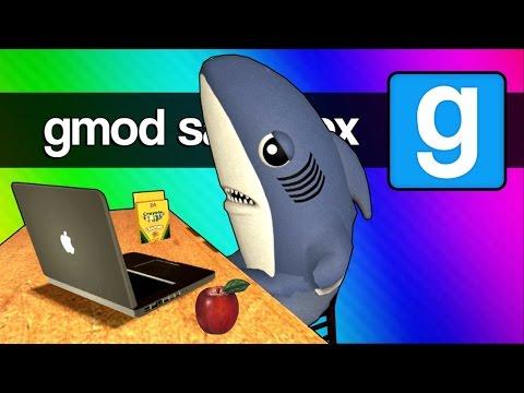 Gmod Sandbox Funny Moments - School Edition! (Garry's Mod) (видео)