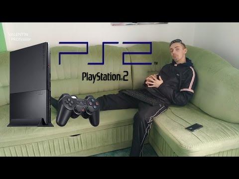 Playstation 2 раскопки
