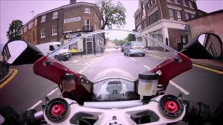 2. Ducati 1199 Panigale Review