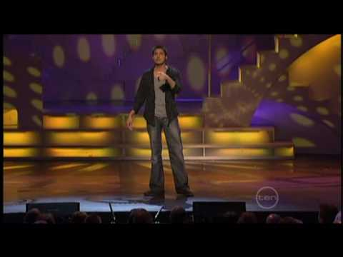 Montreal Comedy Festival -  Danny Bhoy - Nick Thune (Pt 1)