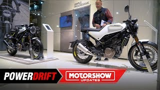 3. 2019 Husqvarna Vitpilen 401 : Enter Urban motorcycling  :  PowerDrift