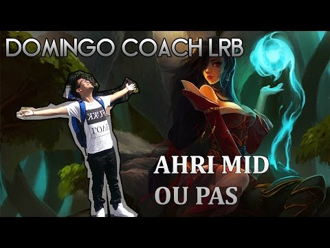 AHRI MID, OU PAS – ZIZOU'S COACHING par Domingo & LRB
