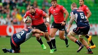 Rebels v Lions Rd.11 Super Rugby Video Highlights 2017