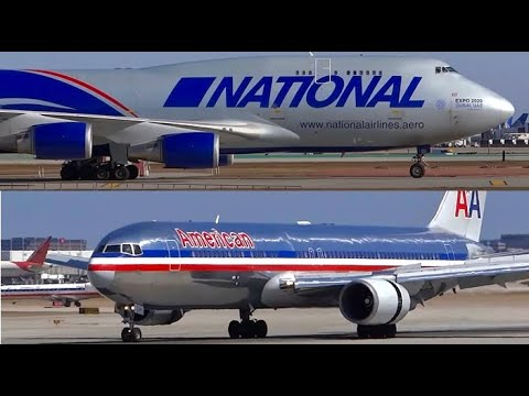 airliners - 20+ Minutes of Plane Spotting filmed on 4/5/2014. Features classic Chicago O'Hare landing approach shots mixed with many clips from my newer location that I ...