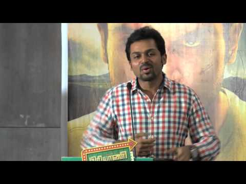 womaniser - Director Venkat Prabhu taught me how to become a womaniser in Briyani - karthi - Red Pix Biriyani is an upcoming Indian Tamil black comedy-thriller film writ...