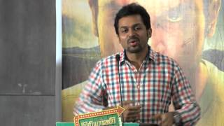 Director Venkat Prabhu  taught me how to become a womaniser in Briyani - karthi