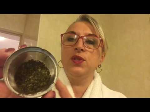 TheMouse teste l'infusion de bain Fuji Green Tea de The Body Shop