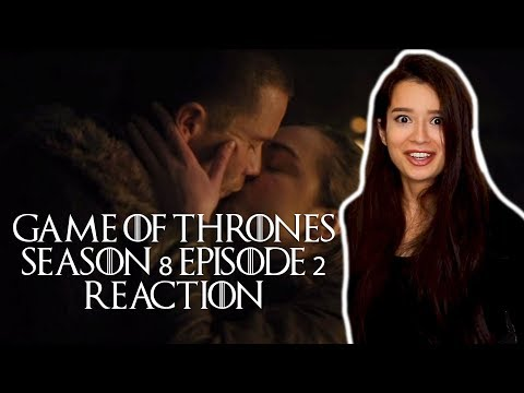 Game of Thrones season 8 episode 2 reaction + thoughts