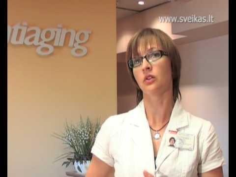 Kiaušidžių vėžys – Virginija Paliulytė, Klinika Antiaging