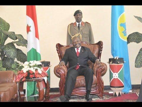 Burundi:message d'un prophète rwandais au président Nkurunziza