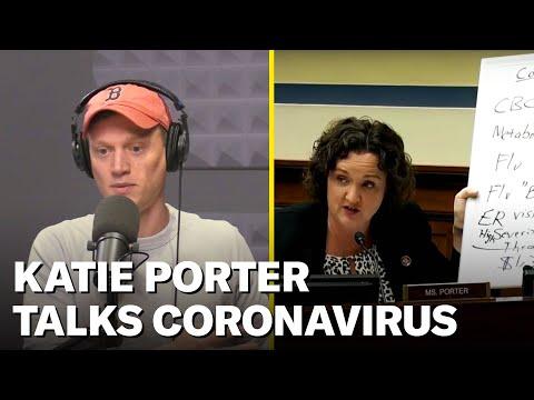 Katie Porter Talks Coronavirus | Pod Save America Full Interview
