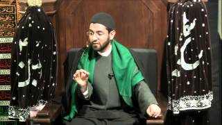 1st Night of Muharram: Similarities between Prophet Isa (A)&Imam Ali (A) by Syed Zaffar Abbas