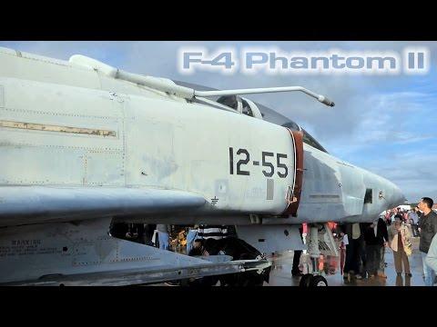 McDonnell Douglas F-4 Phantom II...