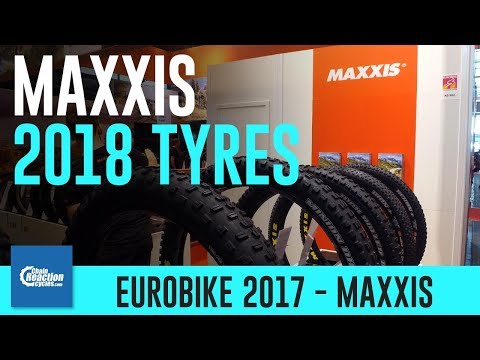 Maxxis MTB tyre overview 2018