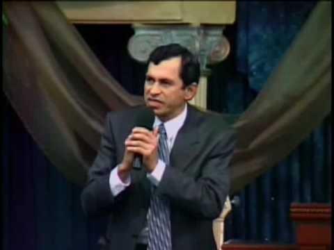 Adan Jose Andrade EX-SATANISTA de El Salvador