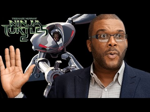 Tyler Perry Joins TEENAGE MUTANT NINJA TURTLES 2 – AMC Movie News