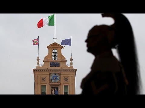 Διαψεύδει οποιοδήποτε ενδεχόμενο εξόδου από το ευρώ η Ιταλία…
