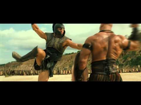 Troya - Achilles vs. Boagrius HD (видео)