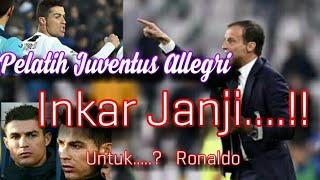 Video Ronaldo Di Cadangkan - Bikin Juventus Kocar Kacir - Allegri Terpaksa Inkar Janji MP3, 3GP, MP4, WEBM, AVI, FLV Februari 2019