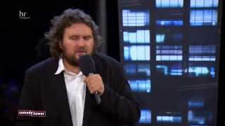 Götz Frittrang: Auch Taliban sind Naschkatzen - Comedy Tower