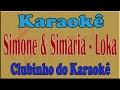 Simone & Simaria - Loka ft  Anitta Karaokê