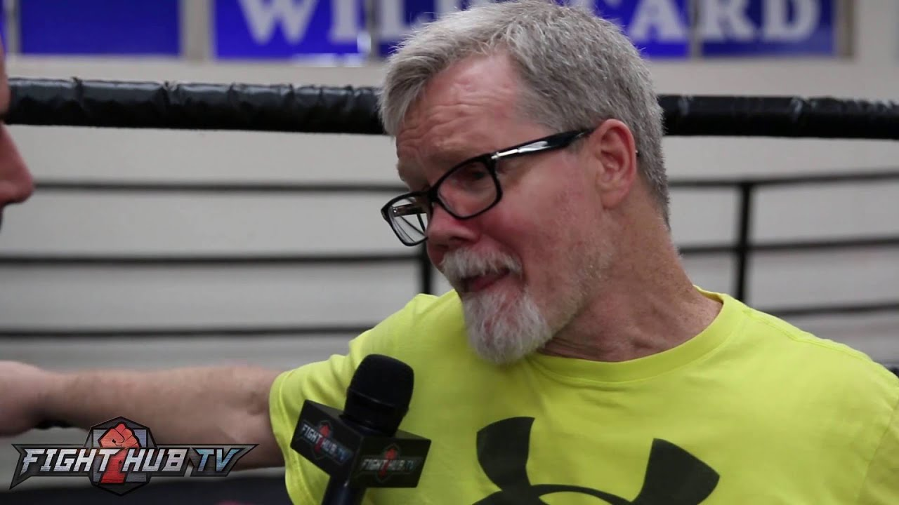 "Freddie Roach ""St-Pierre says McGregor shouldnt move up in weight so quick"" breaks down Aldo KO"