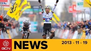 Lance Armstrong, Cancellara's Hour Record And Cyclocross - GCN Cycling News Show - Episode 47