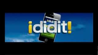 ididit! App Free YouTube video