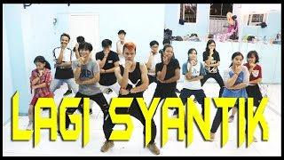 Video Lagi Syantik Dance Challenge #LagiSyantik - Siti Badriah - Cover - Parodi MP3, 3GP, MP4, WEBM, AVI, FLV September 2018