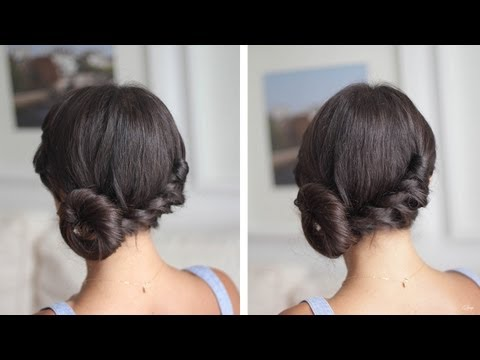 Quick Everyday Hairstyles for long hair : Side French Braid Edition