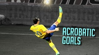Enjoy some of the best acrobatic goals scored this year in fifa 17