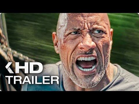 FAST & FURIOUS: Hobbs and Shaw Final Trailer (2019)
