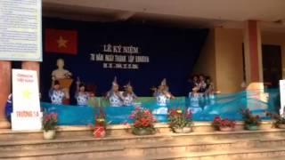 9A Trường THCS Việt Ngọc Chào Mừng Ngày 22/12/2014