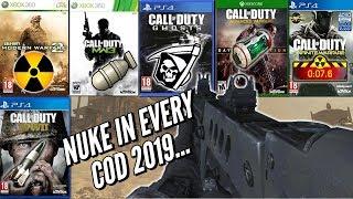 Video Getting A NUKE In EVERY Call Of Duty In 2019... MP3, 3GP, MP4, WEBM, AVI, FLV Mei 2019