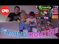 GAMING ROUTINE ZOMBIE TSUNAMI • Jeu Zombie Tsunami sur canapé avec bonbons - Studio Bubble Tea