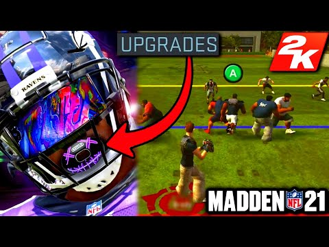 Madden 21's NEW Game Mode is JUST like 2K's Park