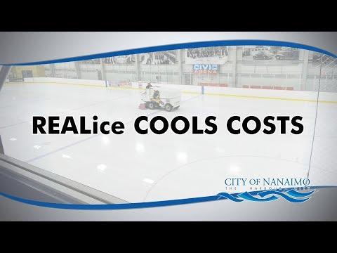 REALice Cools Costs at NIC (CITY of NANAIMO)